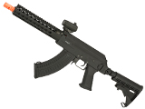 Evike Custom AK Hybrid Full Metal AK47 Airsoft AEG with DYTAC Modular 9 Handguard
