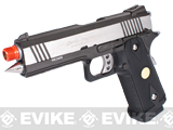 Evike Class I Custom WE Rocket Hi-CAPA Gas Blowback Pistol (Model: 4.3 / Two Tone)