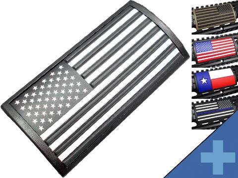 Custom Gun Rails Large PVC Rail Cover