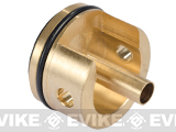 Element Silent Brass Cylinder Head - (Ver 3)