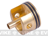 JG Brass Cylinder Head for Version 2 & 3 Gearboxes