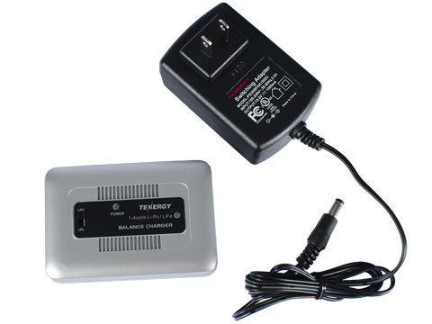 Lipoly Battery Smart Charger + BMS Unit (Standard / Universal Type)