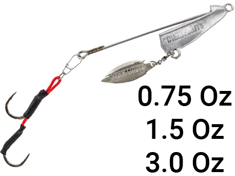 Chasebaits The Ultimate Squid Rig Fishing Lure