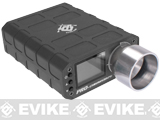 Pre-Order Estimated Arrival: 11/2014 --- Evike.com Advanced Compact Airsoft Computer Chronograph II (Black)