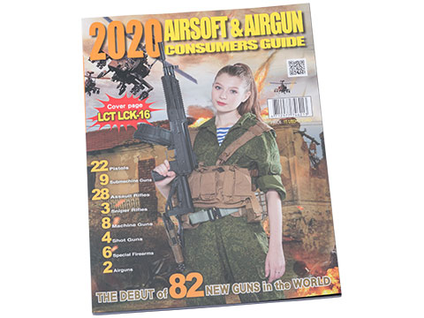 Combat King Airsoft Magazine - 2020 Airsoft Buyers Guide (Type: English Version)