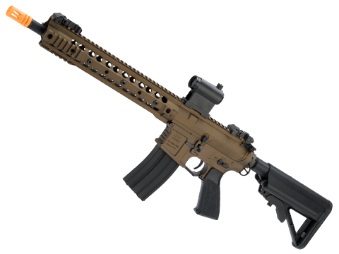 Classic Army ARS3S-13 Modular Rail Metal Airsoft AEG (Color: Dark Bronze)