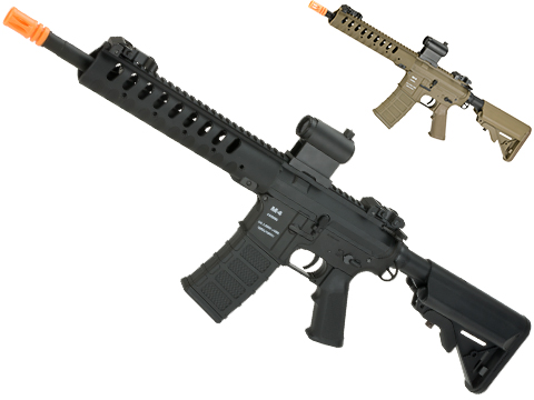 Classic Army Delta 10 Airsoft M4 AEG with Polymer Receiver