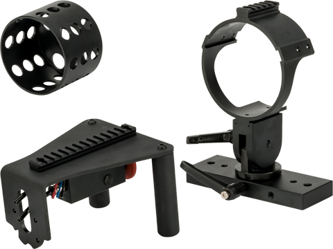 Classic Army Microgun Mount Kit