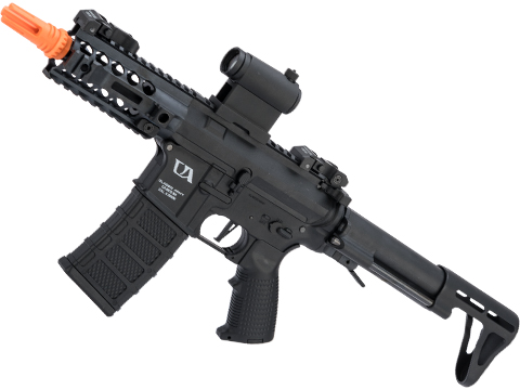 Classic Army Polymer Skirmisher ECS SBR Airsoft AEG Rifle (Color: Black)