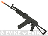 CYMA Stamped Metal AK-74 KTR w/ Folding Stock Airsoft AEG Rifle -