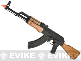 CYMA Full Metal CM048 AKM Airsoft AEG Rifle - Real Wood