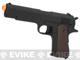 New Gen. Tokyo Marui Clone Heavy Weight 1911 Airsoft AEP Electric Pistol by CYMA w/ Metal Gearbox