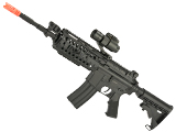 CYMA Full Size M4 RIS Modular Spring Powered Airsoft Rifle