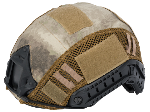 Matrix Bump Type Helmet Cover (Color: A-TACS AU)