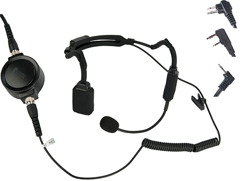 Code Red Headsets Tactical Bone Conduction Headset