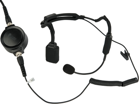 Code Red Headsets Tactical Bone Conduction Headset (Radio: Motorola 2 Pin)