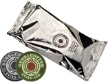 Evike Guns & Coffee � 100% Arabica Premium Coffee 1/4lb Sample Bag (Free SWAT or Multicam Patch)
