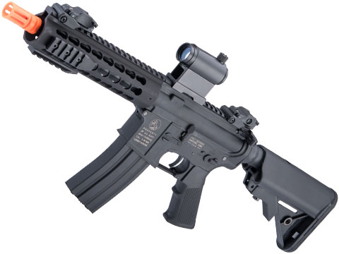 Cybergun Licensed Colt Sportsline M4 AEG Rifle w/ G3 Micro-Switch Gearbox