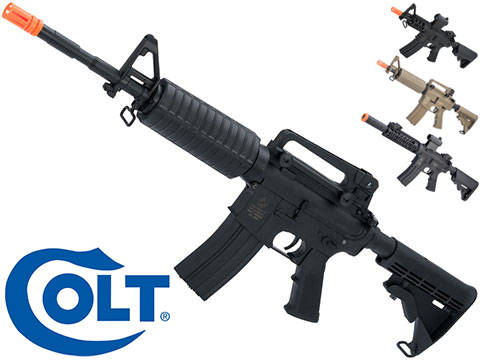 Colt Licensed Sportsline M4 AEG by Cybergun (Model: M4A1 / Black)