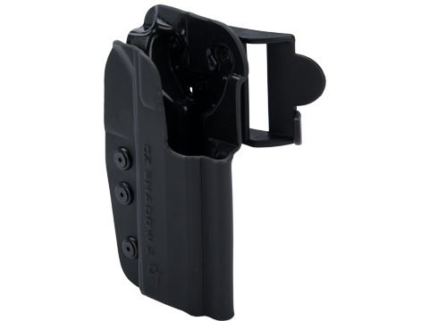 Comp-Tac International OWB Kydex w/ Modular Mounting System (Model: CZ Shadow 2 / Right Hand / Black)