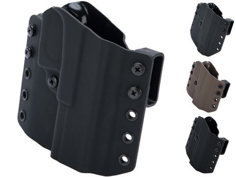 Comp-Tac Warrior Stealth Footprint OWB Kydex Holster