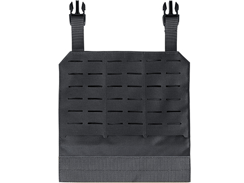 Condor LCS MOLLE Panel for Vanquish Armor System Plate Carriers (Color: Black)