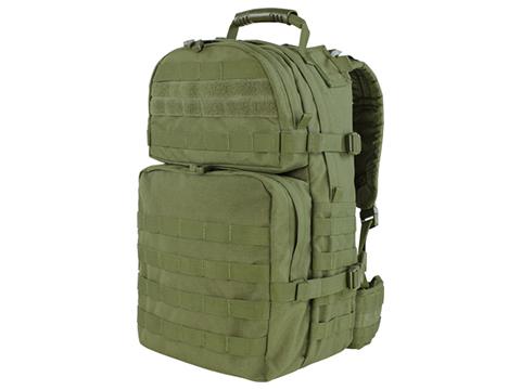 Condor Medium Assault Pack Backpack (Color: OD Green)