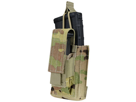 Condor Gen 2 Single Kangaroo Mag Pouch for M4/M16 (Color: Scorpion OCP)