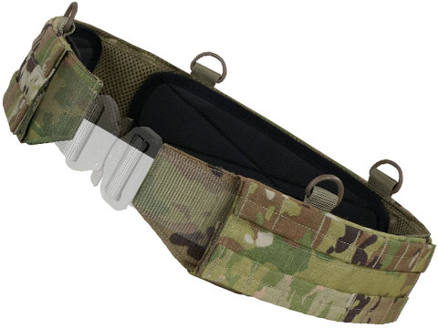 Condor Slim Battle Belt (Color: Scorpion OCP / Small)