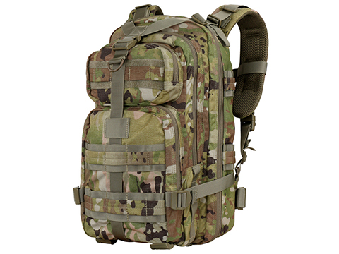 Condor Compact Assault Pack w/ Hydration Compartment (Color: Scorpion OCP)