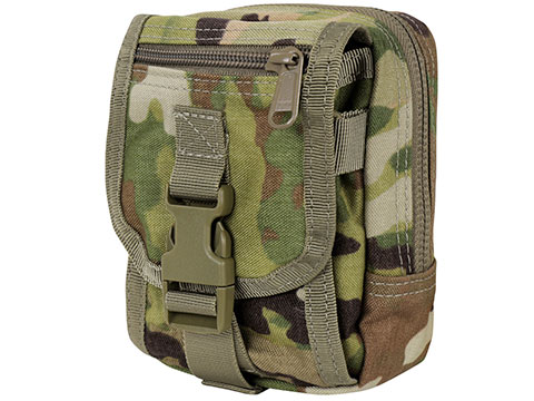 Condor Tactical Gadget Pouch (Color: Scorpion OCP)
