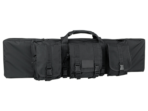 Condor 36 Tactical Padded Single Rifle Bag (Color: Black)