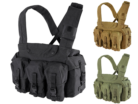Condor Seven Pocket Tactical Chest Rig