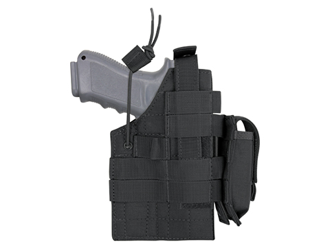 Condor Ambidextrous Holster for Glock Series Pistols (Color: Black)