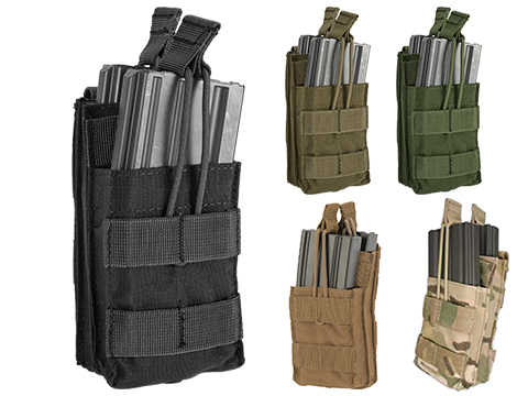Condor Single M4 / M16 Open-Top Stacker Mag Pouch