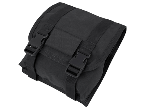 Condor Large Utility / General Purpose Pouch (Color: Black)