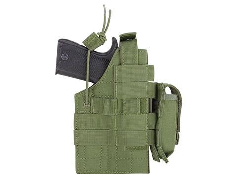 Condor Ambidextrous Holster for 1911 Series Pistols (Color: OD Green)