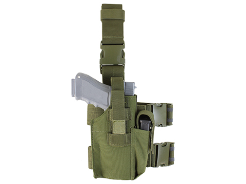 Condor Tactical Leg Holster (Color: OD Green)