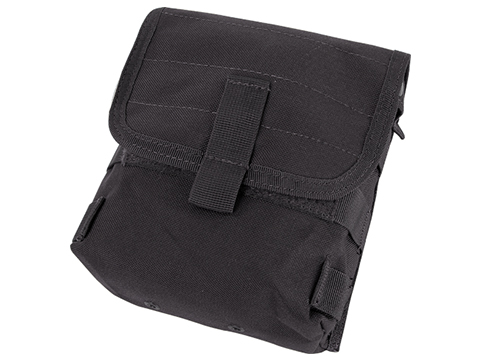 Condor Tactical Ammo Pouch / Mag Dump Pouch (Color: Black)