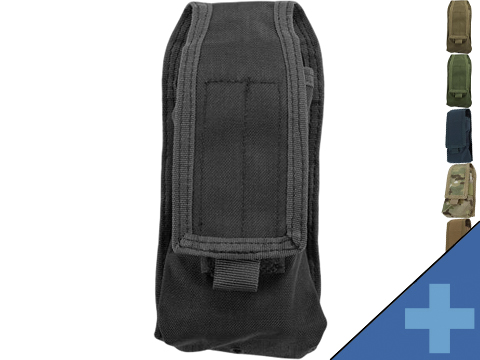 Condor Modular Accessory / Radio Pouch (Color: Black)