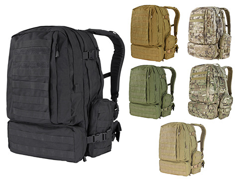 Condor Tactical Expedition Combat 3 Day Assault Back Pack