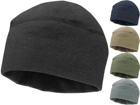 Condor Synthetic Microfleece Watch Cap (Color: Black)