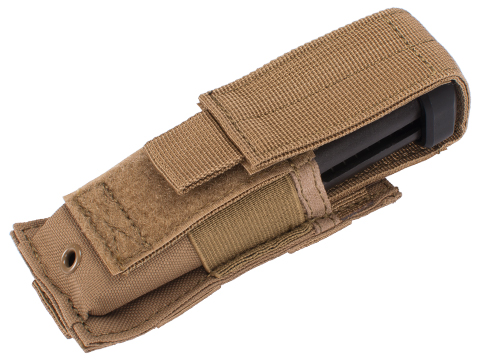 Condor Tactical Pistol Magazine Pouch (Color: Tan)