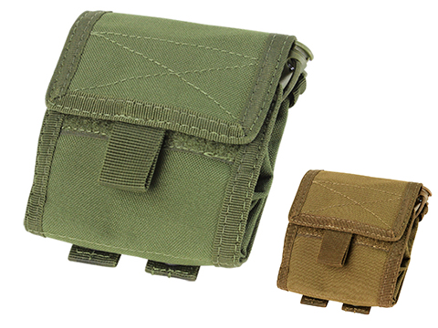 Condor MOLLE Roll-Up Utility / Dump Pouch (Color: OD Green)