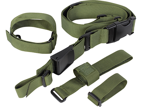 Condor Tactical 3 Point Sling (Color: OD Green)
