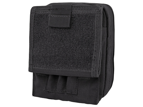 Condor MOLLE Multi-Purpose Map Pouch (Color: Black)