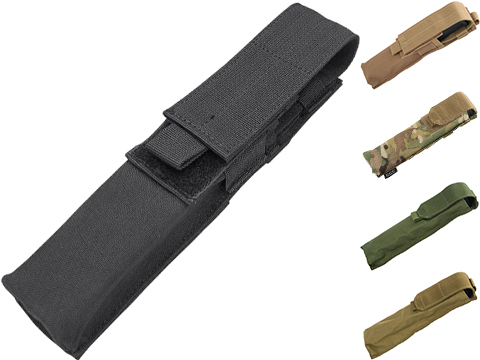 Condor P90 / UMP 45 MOLLE Tactical Magazine Pouch (Color: Black)