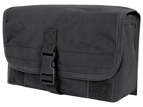 Condor Gas Mask Pouch (Color: Black)