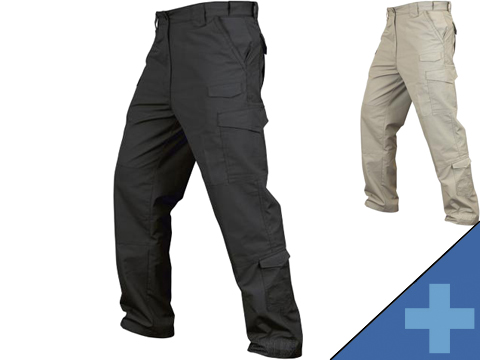 Condor Sentinel Tactical Pants (Color: Black / 32x32)