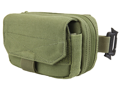 Condor MOLLE Ready Tactical Digi Pouch (Color: OD Green)